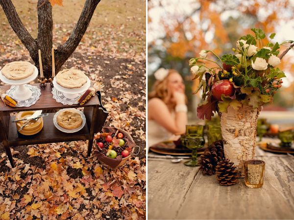 Country Autumn Wedding Pictures Photos And Images For