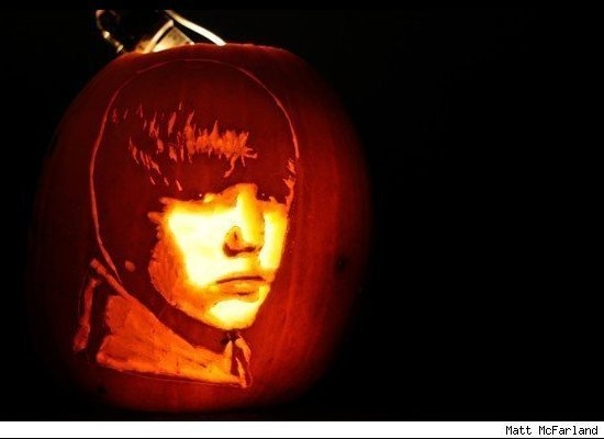 justin bieber jack o lantern pictures photos and images