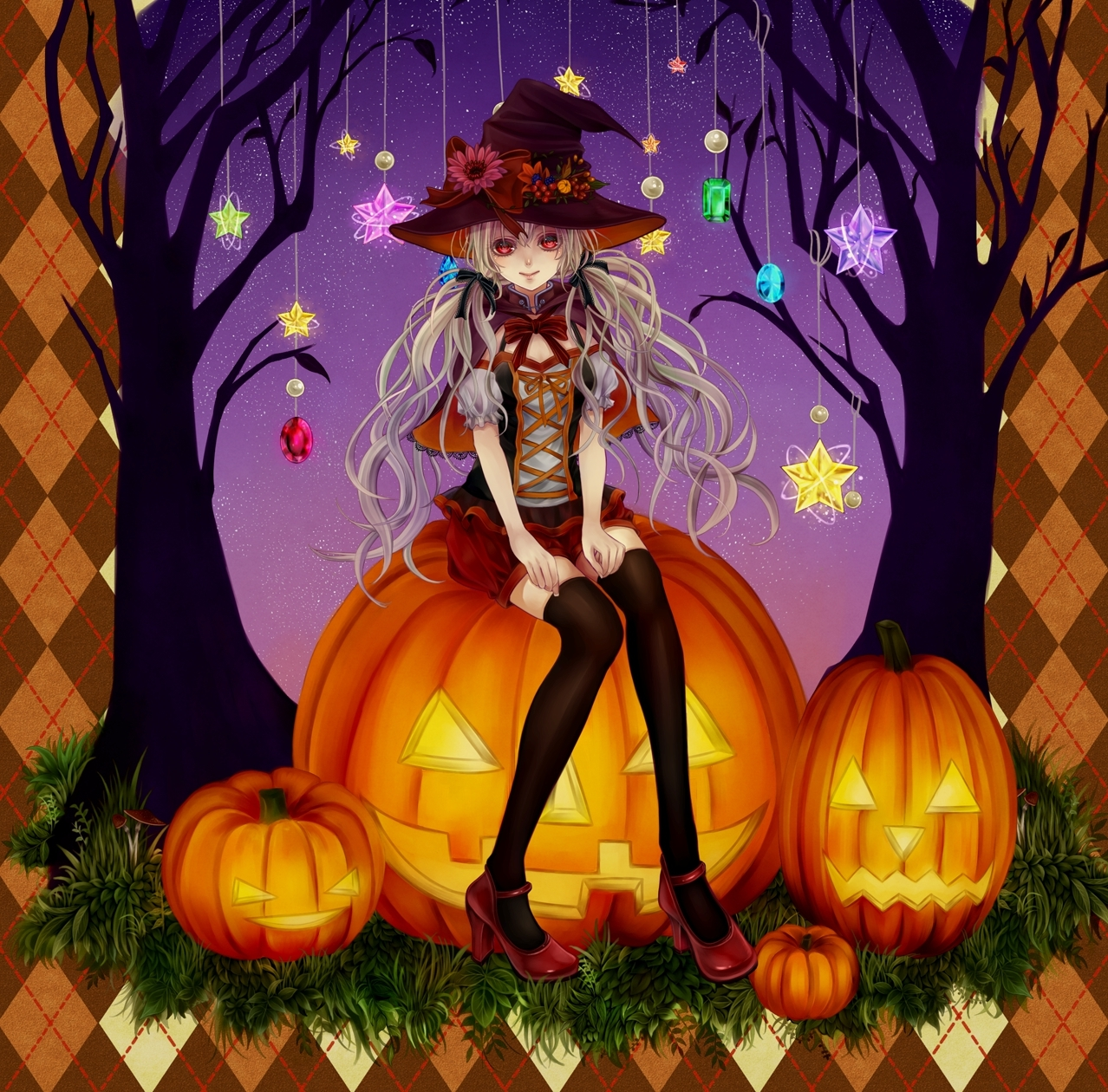 Outstanding Cute Anime Witch Girl 1278 x 1260 · 1240 kB · jpeg
