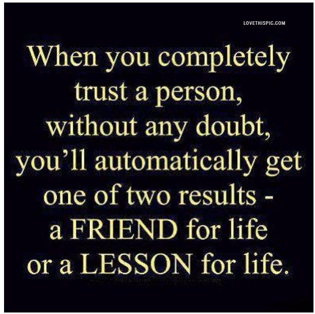Instagram Sayings About Fake Friends : Instagram quotes about trust imgarcade