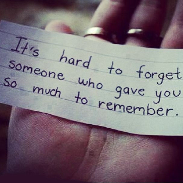 Forget Love Quotes Amazing Hard To Forget Pictures Photos And Images For Facebook Tumblr