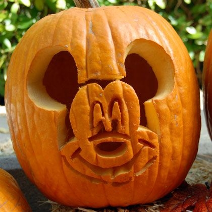 Mickey Mouse Jack O Lantern Pictures Photos And Images