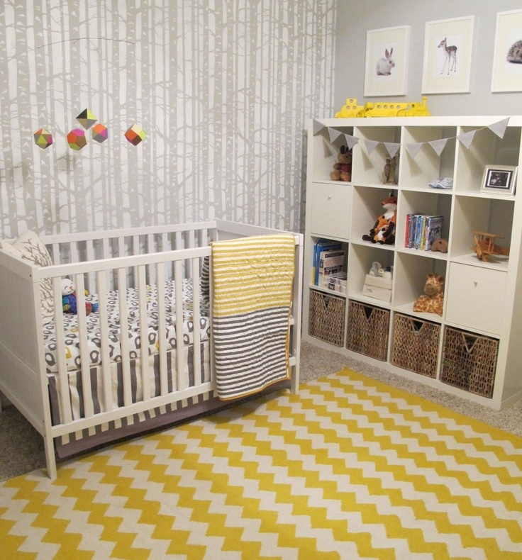 Whimsical woodland nursery pictures photos and images for Chambre gender