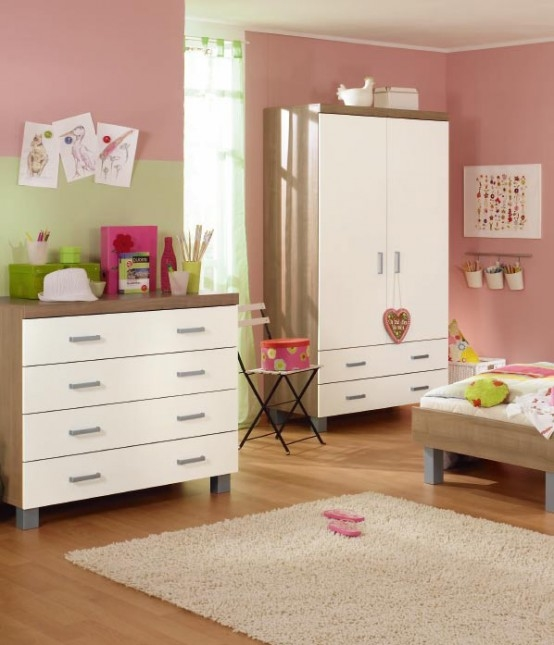 Minimalist Nursery Bedroom Furniture Design Ideas 5606: Pink Minimalist Baby Room Pictures, Photos, And Images For