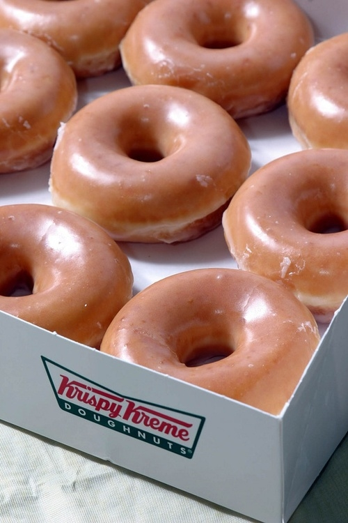 Krispy Kreme Glazed Donut Krispy kreme glazed donuts