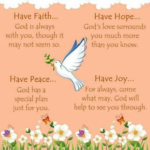 Have Faith Pictures, Photos, and Images for Facebook ...