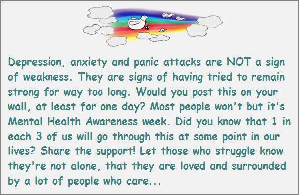 Mental Health Awareness Pictures Photos And Images For Facebook