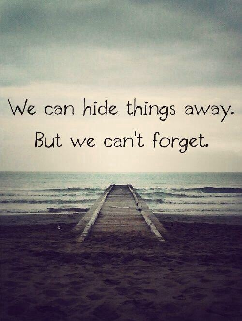 We Can Hide Things Away But Cant Forget Pictures, Photos, and Images for Face...