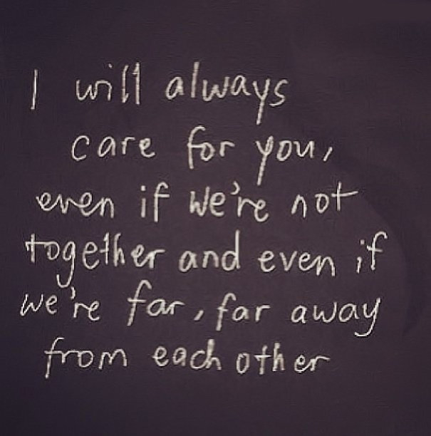 Will Always Care For You Quotes. QuotesGram