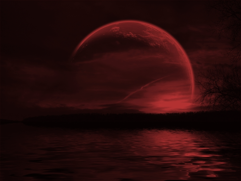 red moon on friday - photo #38