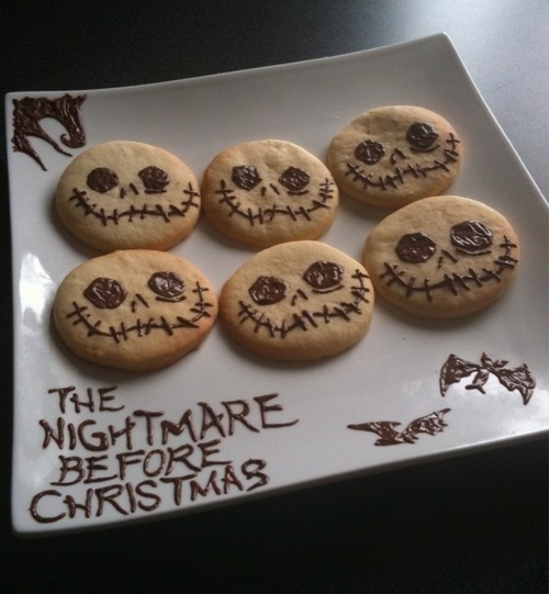 The Nightmare Before Christmas Cookies Pictures, Photos, and ...