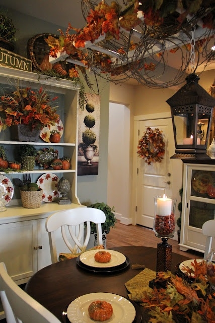 Fall Kitchen Decorations Pictures Photos And Images For
