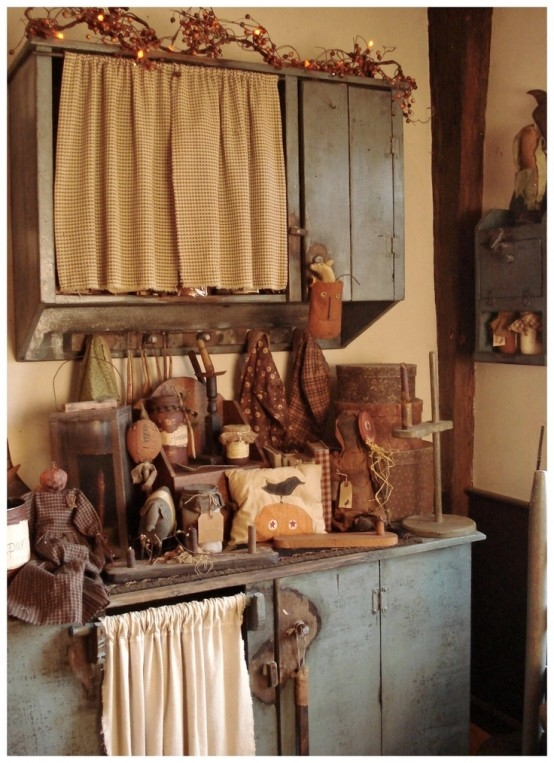 Primitive Fall Kitchen Pictures, Photos, and Images for Facebook ...