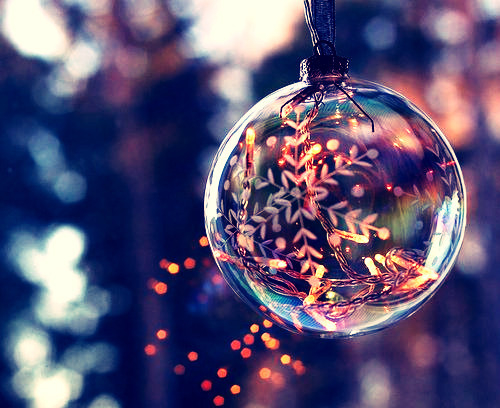 Beautiful Winter Ornament Pictures