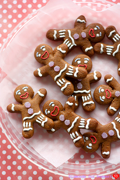 Gingerbread men pictures photos and images for facebook tumblr pinterest and twitter - Biscuit shrek ...
