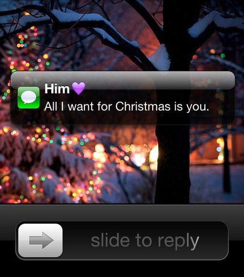 All I Want For Christmas Is You Pictures, Photos, and Images for ...