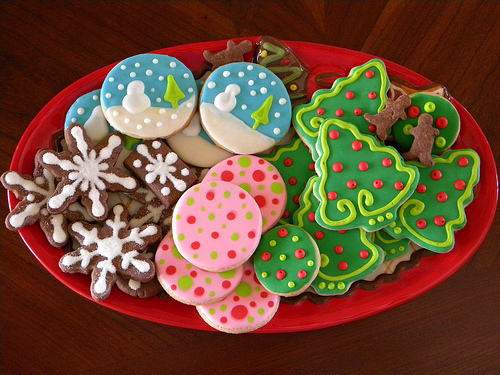Pretty Little Christmas Cookies Pictures Photos And Images For