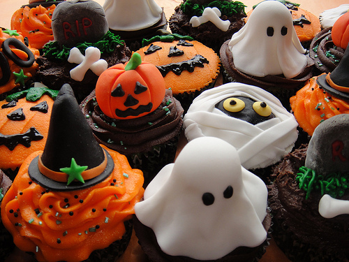 Sweet Halloween Treats Pictures Photos And Images For