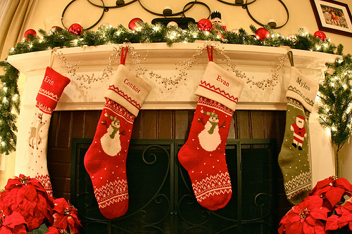 Named Christmas Stockings Pictures Photos And Images For