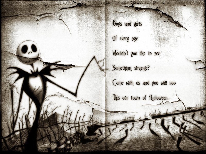 jack skellington - Quotes From Nightmare Before Christmas