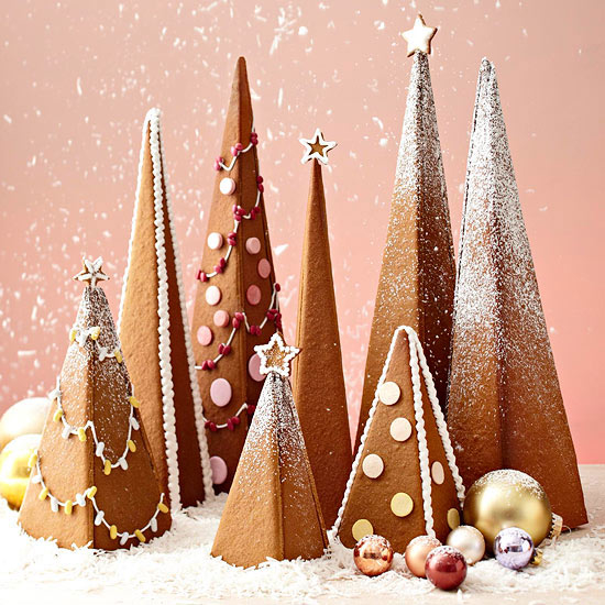 3d Gingerbread Trees Pictures Photos And Images For Facebook