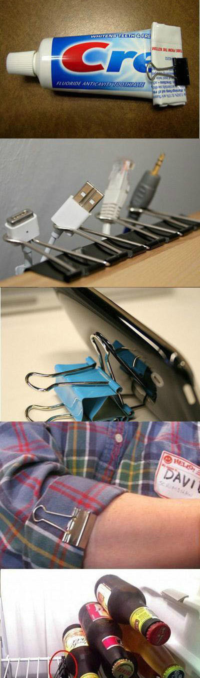 DIY Paper Clip Ideas