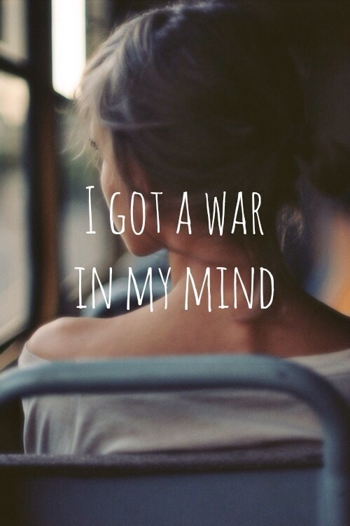 I Got A War In My Mind Pictures, Photos, and Images for ...