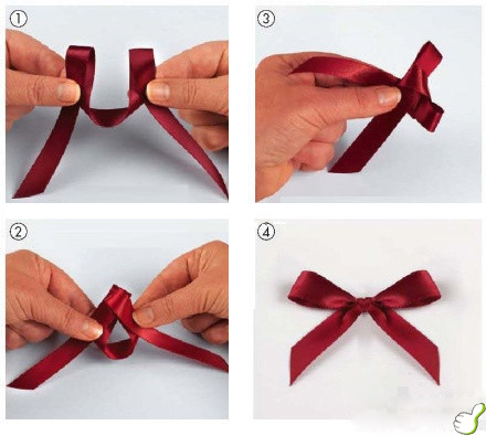 DIY Quick Ribbon Bow Pictures, Photos, and Images for ...
