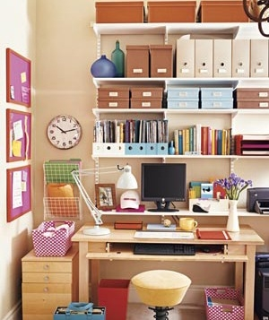 Organized home office pictures photos and images for - Organized office desk ...