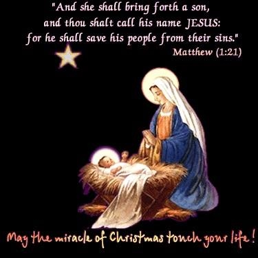 The Miracle Of Christmas.May The Miracle Of Christmas Touch Your Life Pictures