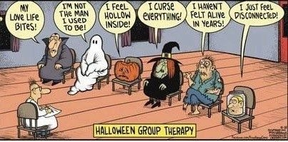 Halloween Group Therapy Pictures, Photos, and Images for ...