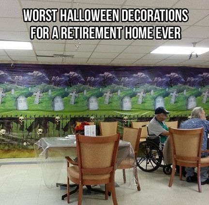 worst halloween decorations - Funny Halloween Decorations