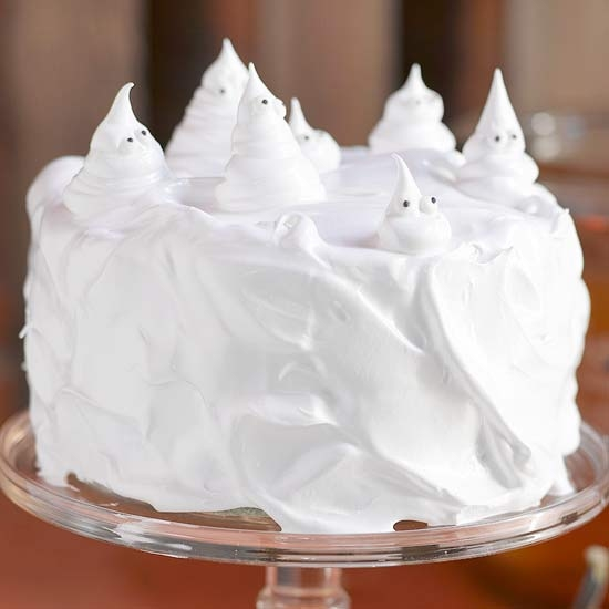White Ghost Cake Pictures Photos And Images For Facebook