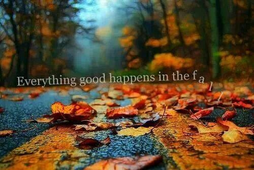 Everything Good Happens In The Fall Pictures, Photos, and ...