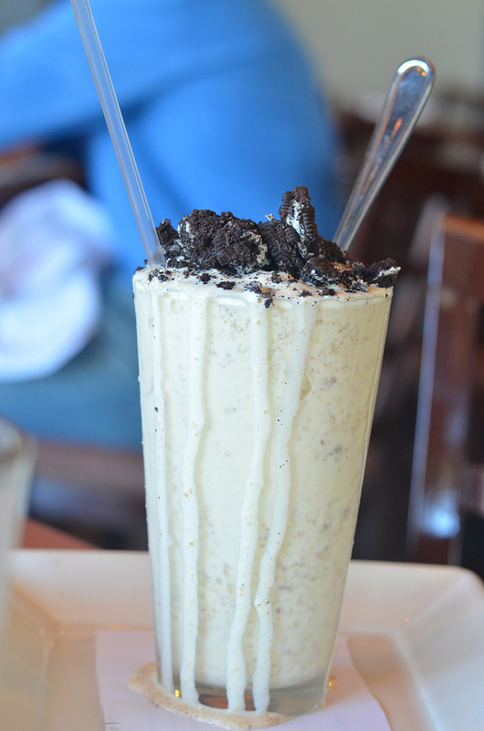 Inspiring Quotes For Friends Oreo Milkshake Picture...