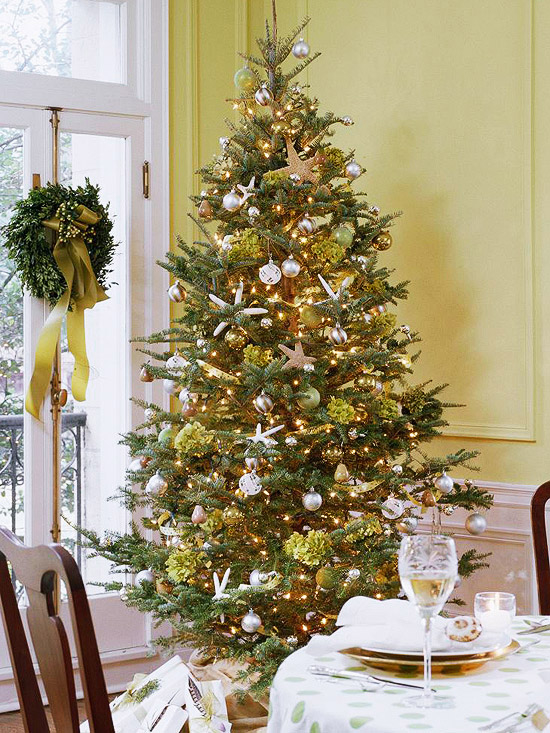 Sparkling Starfish Christmas Tree Pictures, Photos, and Images for ...
