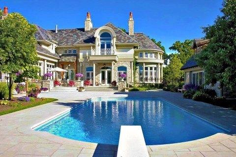 Nice Luxury Mansion U0026 Pool