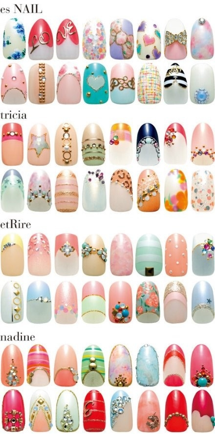 Nail Art Inspiration Pictures Photos And Images For