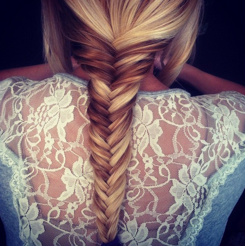 Fishbone Braid Pictures Photos And Images For Facebook Tumblr Pinterest And Twitter
