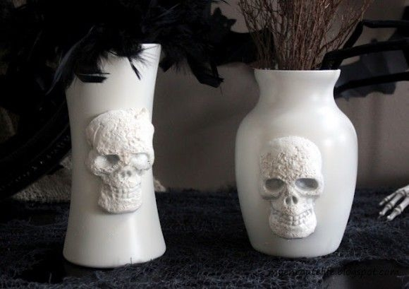 Pottery Barn Skull Vases Pictures Photos And Images For Facebook