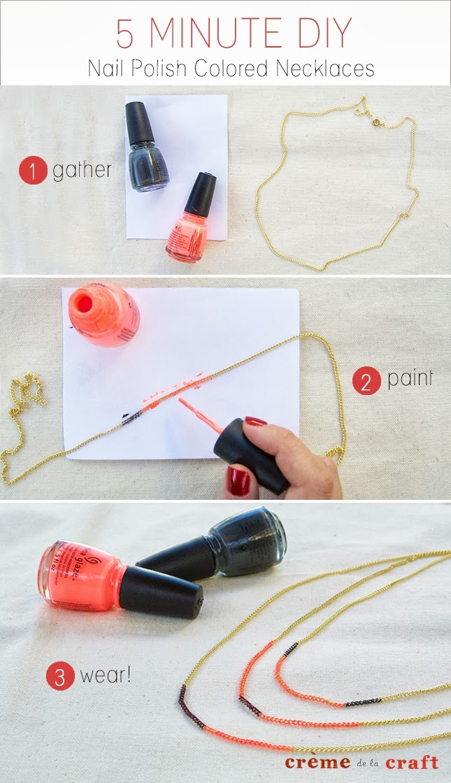 5 Minute Diy Nails