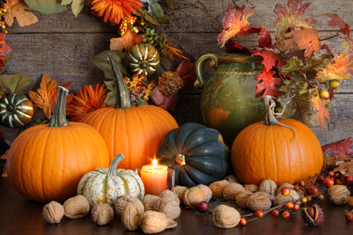 Rustic simple halloween decorations pictures photos and images for facebook tumblr - Pumpkin decorating ideas autumnal decor ...