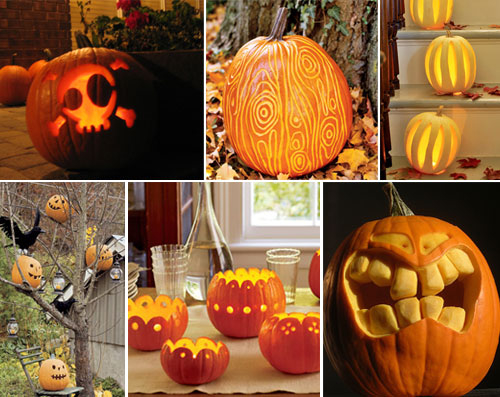 Pumpkin Carving Inspiration Pictures Photos And Images