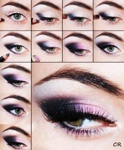 DIY Eye Makeup Tutorial Pictures, Photos, and Images for ...
