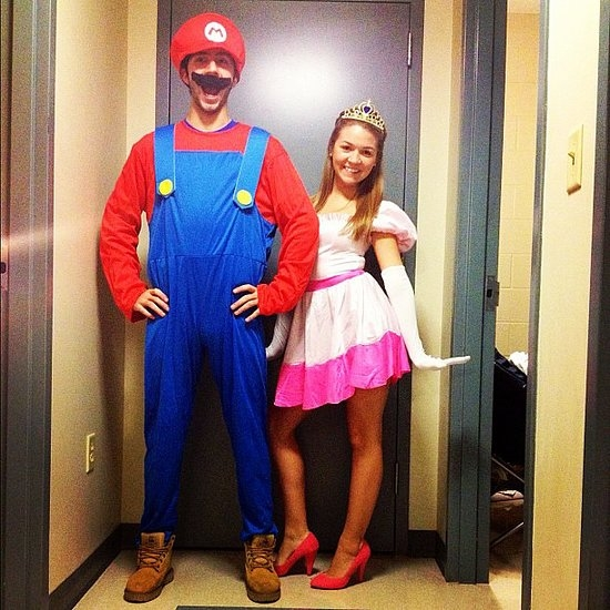Mario And Princess Peach Pictures Photos And Images For