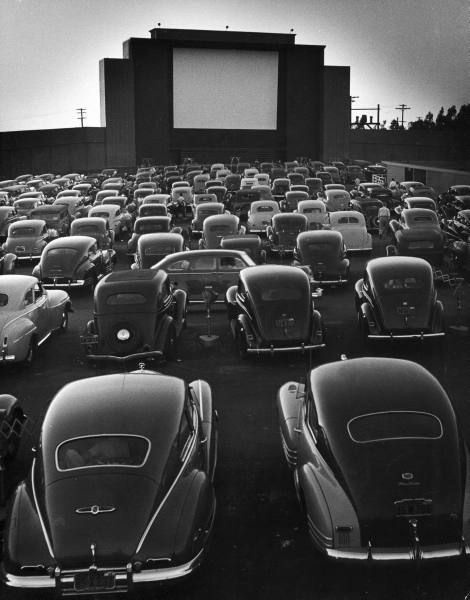 Drive In 1940s Pictures Photos And Images For Facebook
