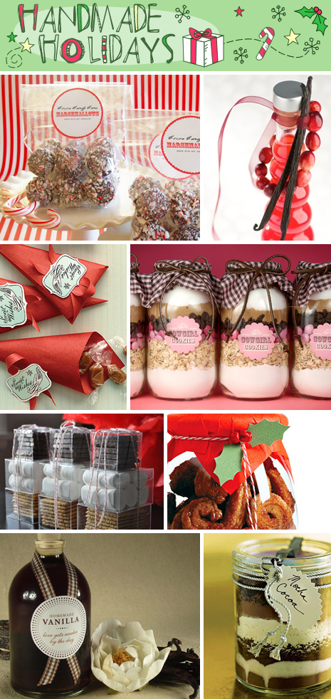 Diy Handmade Holiday Gifts Pictures Photos And Images