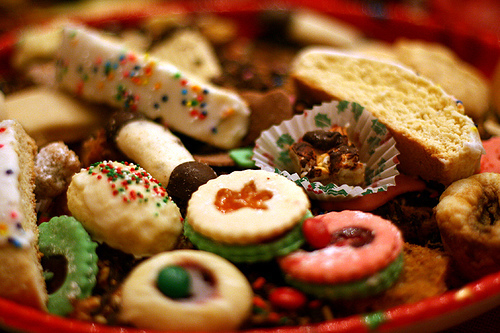 Christmas Cookies And Treats Pictures Photos And Images For