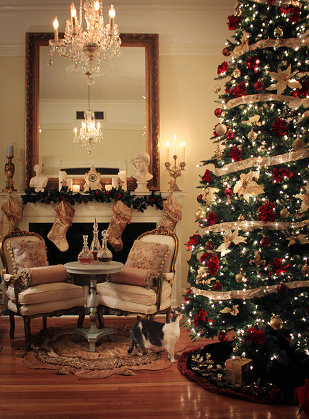 elegant christmas decorations photo8