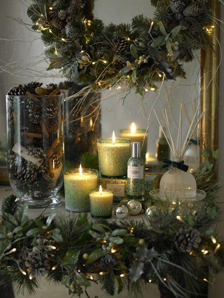 Decorating A Mantel For Christmas christmas decorated mantel pictures, photos, and images for